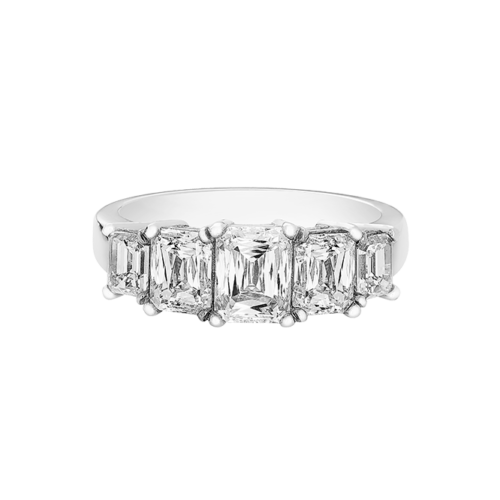 Crisscut® Diamond Ring